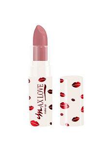 Batom Nude Lips Max Love 455