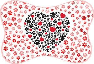 Tapete Decorativo Osso Love Pets