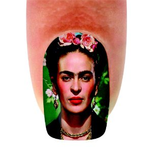 Adesivo de unha Personagem Frida 132 com 12un