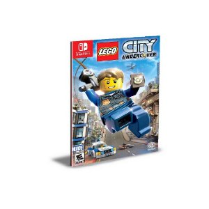 LEGO CITY Undercover NINTENDO SWITCH Mídia Digital