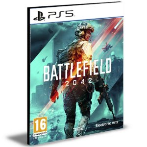 Battlefield  2042 PS5 PSN Mídia Digital