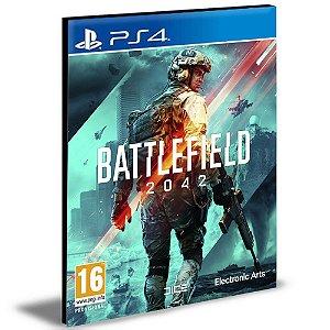 Battlefield  2042 Português PS4 PSN Mídia Digital - PRÉ-VENDA
