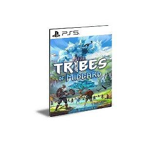 Tribes of Midgard Ps5 Psn Mídia Digital