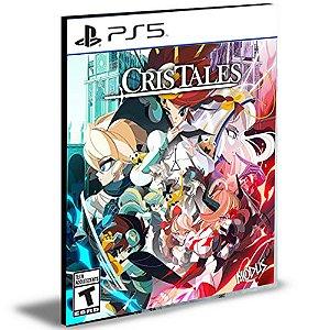 Cris Tales Ps5 Psn Mídia Digital