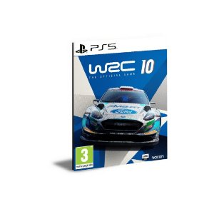 WRC 10 FIA World Rally Championship PS5 PSN  MÍDIA DIGITAL