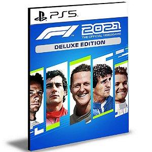 F1 2021 Deluxe Edition Português Ps5 Psn Mídia Digital - PRÉ-VENDA