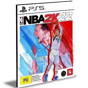 NBA 2K22 Ps5 Psn Mídia Digital