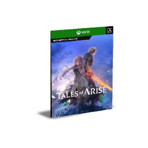 Tales of Arise Xbox One MÍDIA DIGITAL