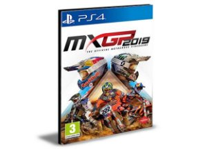 Mxgp 2019 Ps4 e Ps5 Psn Mídia Digital