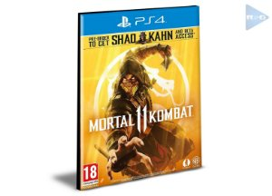 Mortal Kombat 11 | Ps4 | Psn | Português | Mídia Digital