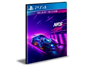 Need For Speed Heat Deluxe  Português  PS4 e PS5  PSN  MÍDIA DIGITAL