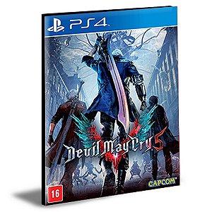 Devil May Cry 5 Português Ps4 e Ps5 Psn Mídia Digital
