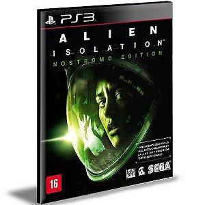 Alien Isolation|Ps3|Psn|Mídia Digital