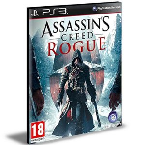 Assassins Creed Rogue|Ps3|Psn|Mídia Digital