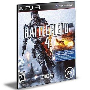 Battlefield 4 | Português | Ps3 | Psn | Midia Digital