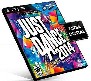 Just dance 2014 | Português | Ps3 | Psn | Mídia Digital