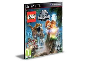 Lego Jurassic World Português Ps3 Psn Mídia Digital