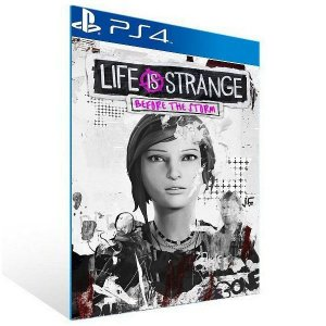 Life is Strange Before the Storm  Ps4 | Psn | Mídia Digital
