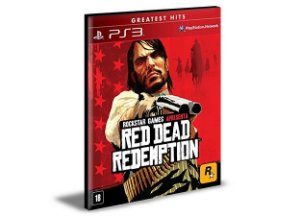 Red Dead Redemption | Ps3 | Psn | Mídia Digital