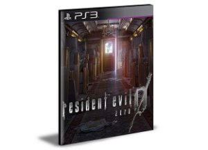 RESIDENT EVIL 0 | PS3 | PSN | MÍDIA DIGITAL