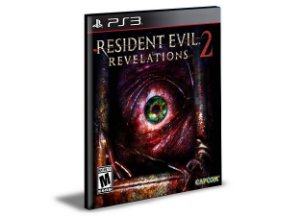 RESIDENT EVIL REVELATIONS 2 | PS3 | PSN | MIDIA DIGITAL