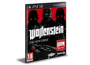 WOLFENSTEIN THE NEW ORDER | PS3 | PSN | MÍDIA DIGITAL