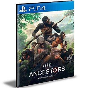 Ancestors The Humankind Odyssey Ps4 e Ps5 Psn|Mídia Digital