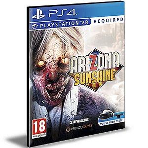 Arizona Sunshine Launch Edition Ps Vr|Ps4|Psn|Mídia Digital