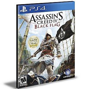 Assassins Creed 4 Black Flag Ps4 e Ps5 Psn Mídia Digital