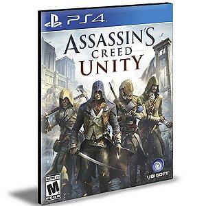 Assassins Creed Unity Ps4 E Ps5 Português Mídia Digital