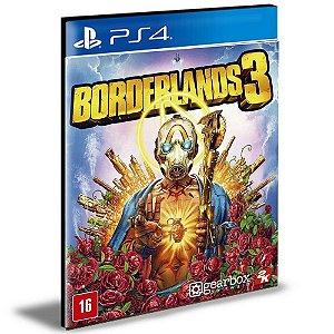 Borderlands 3  Português Ps4 e Ps5  Psn  Mídia Digital