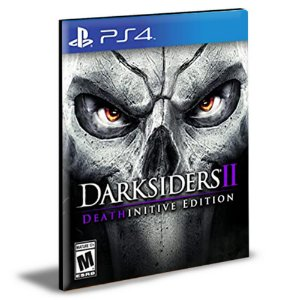 Darksiders 2 Deathinitive Edition Ps4 e Ps5 Psn Mídia Digital
