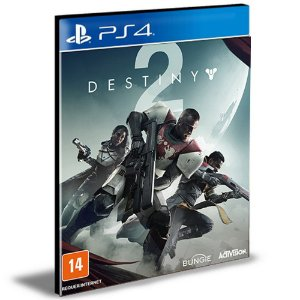 Destiny 2 PS4 e PS5 PSN MÍDIA DIGITAL