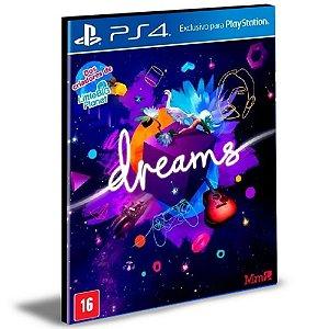 Dreams Português Ps4 e Ps5  Psn  Mídia Digital