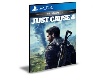 Just Cause 4 Reloaded  Português  Ps4  Psn  Mídia Digital