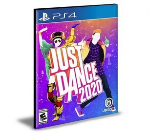 JUST DANCE 2020  PS4 e PS5 PSN  MÍDIA DIGITAL
