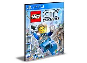 LEGO CITY UNDERCOVER PS4 e PS5 PSN MÍDIA DIGITAL