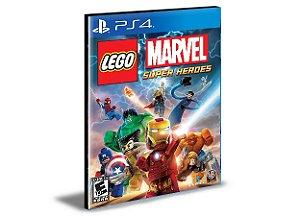 LEGO MARVEL SUPER HEROES PS4 e PS5 PSN MÍDIA DIGITAL