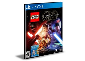 Lego Star Wars The Force Awakens PS4 e PS5 PSN MÍDIA DIGITAL