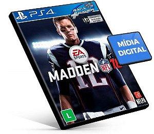 MADDEN NFL 18 STANDARD EDITION | PS4  | PSN | MÍDIA DIGITAL