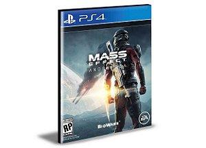 MASS EFFECT ANDROMEDA PS4 e PS5 PSN MÍDIA DIGITAL