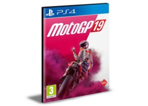 MotoGP 19 PS4 e PS5 PSN MÍDIA DIGITAL