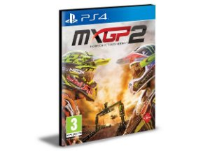 MXGP 2 The Official Motocross Videogame Ps4 e Ps5 Psn Mídia Digital