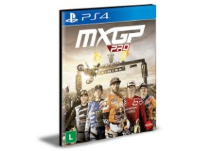 MXGP PRO Ps4 e Ps5 Psn Mídia Digital