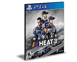 NASCAR HEAT 3 | PS4 | PSN | MÍDIA DIGITAL