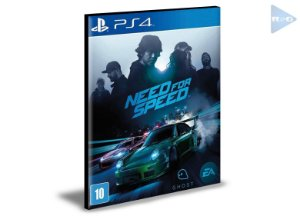 NEED FOR SPEED PS4 e PS5  PSN  MÍDIA DIGITAL