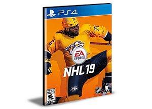 NHL 19 PS4 e PS5 PSN MÍDIA DIGITAL