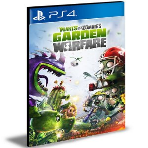Plants Vs Zombies Garden Warfare 1 Ps4 e Ps5 Psn Mídia Digital