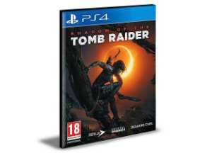 SHADOW OF THE TOMB RAIDER Ps4 e Ps5 Psn  Mídia Digital