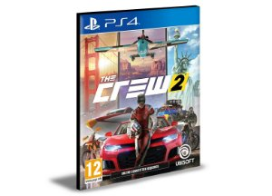 The Crew 2  Português  PS4  PSN  Mídia Digital
